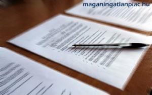 albérlet szerződése írásban kötelező